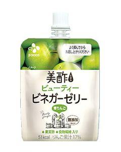 シージェイジャパン美酢ミチョビューティービネガーゼリー青りんご(130mL)ゼリー飲料CJ