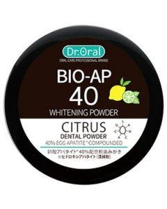 エクロールドクターオーラルホワイトニングパウダーシトラス(25g)歯磨き粉口臭予防Dr.Oral