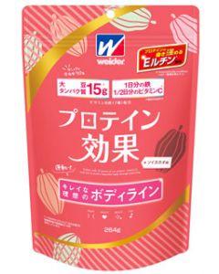 森永製菓ウイダープロテイン効果ソイカカオ味約12回分(264g)プロテイン