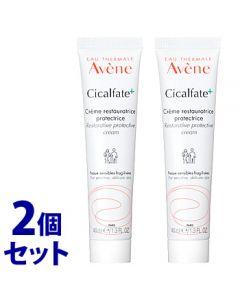 《セット販売》 アベンヌ シカルファットプラス リペアクリーム (40g)×2個セット 敏感肌用 保湿クリーム 顔・身体 Avene