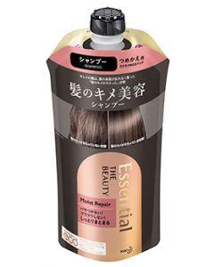 花王エッセンシャルザビューティ髪のキメ美容シャンプーモイストリペアつめかえ用(340mL)詰め替え用
