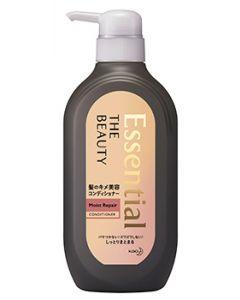 花王エッセンシャルザビューティ髪のキメ美容コンディショナーモイストリペアポンプ(500mL)