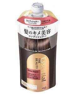 花王エッセンシャルザビューティ髪のキメ美容コンディショナーモイストリペアつめかえ用(340mL)詰め替え用