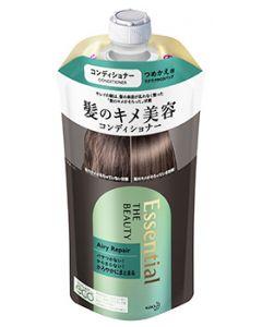 花王エッセンシャルザビューティ髪のキメ美容コンディショナーエアリーリペアつめかえ用(340mL)詰め替え用