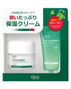 Dr.G ドクタージー クレンジング&クリアクリームセット (1セット) 保湿ジェルクリーム クレンジングジェル