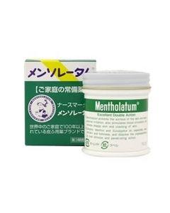 【第3類医薬品】ロート製薬 メンソレータム (75g)