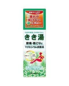 【特売セール】 バスクリン きき湯 マグネシウム炭酸湯 薬用入浴剤 (360g)