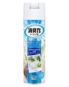 エステー 消臭力 トイレ用スプレー アクアソープ (330mL) 消臭・芳香剤