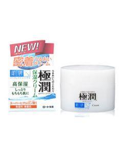 ロート製薬 肌研 ハダラボ 極潤 ヒアルロンクリーム 保湿クリーム ハダラボモイストクリーム (50g)