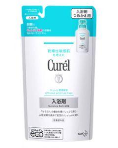 花王 キュレル 入浴剤 つめかえ用 (360mL) 詰め替え用 約12回分 curel 【医薬部外品】