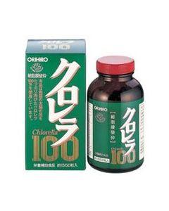 オリヒロ クロレラ100 (310g) 約1550粒 ※軽減税率対象商品
