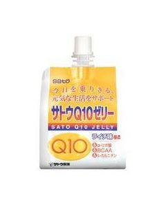サトウ製薬 サトウQ10ゼリー 150g ※軽減税率対象商品
