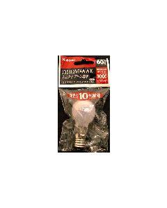 ミニクリプトン電球 LDS100V54WWK