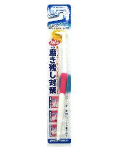 エビス ポイントブラシ 【ふつう・B-D4】磨き残し対策歯ブラシ