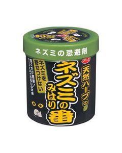 アース製薬 天然ハーブのネズミのみはり番 【ネズミ忌避剤ゲル】 (350g)