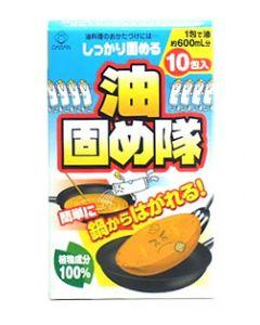 大三 油固め隊 【植物成分100%】 (10包入)