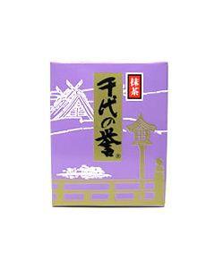 松江森山園 抹茶 千代の誉 (30g) ※軽減税率対象商品