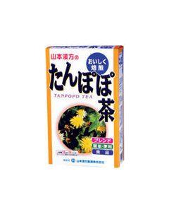 山本漢方の たんぽぽ茶 (12g×16バッグ入) ※軽減税率対象商品