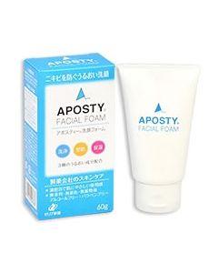 大人ニキビコスメ ゼリア新薬 アポスティー洗顔フォーム (60g)洗顔料