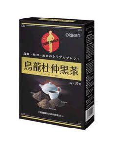 烏龍・杜仲・黒茶のトリプルブレンド オリヒロ 烏龍杜仲黒茶 (5g×30包) ※軽減税率対象商品