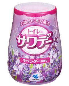 小林製薬 Sawaday サワデー ラベンダーの香り トイレ用 (140g) 芳香・消臭剤