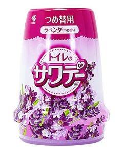 小林製薬 Sawaday サワデー ラベンダーの香り トイレ用 つめかえ用 (140g) 詰め替え用 芳香・消臭剤