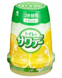 小林製薬 Sawaday サワデー レモンの香り トイレ用 つめかえ用 (140g) 詰め替え用 芳香・消臭剤