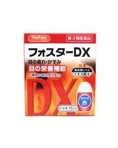 【第3類医薬品】ハピコム フォスターDX 目薬 (15ml)