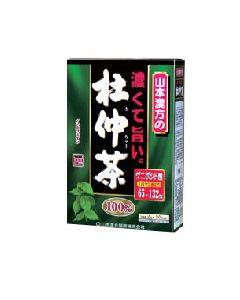 山本漢方の濃くて旨い。 杜仲茶 (4g×20バッグ) ※軽減税率対象商品