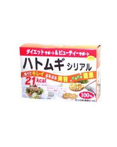 【◇】 山本漢方 ダイエットサポート&ビューティーサポート 無添加 ハトムギシリアル (150g) ※軽減税率対象商品
