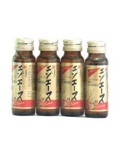【即納】 【第3類医薬品】滋養強壮 新エゾエースH (50ml×4本入) 【送料無料】