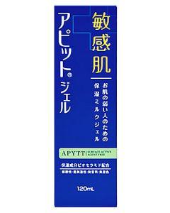 全薬工業 アピットジェル (120mL) 敏感肌用ジェル乳液 【医薬部外品】