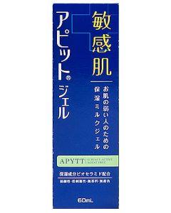 全薬工業 アピットジェル (60mL) 敏感肌用ジェル乳液 【医薬部外品】