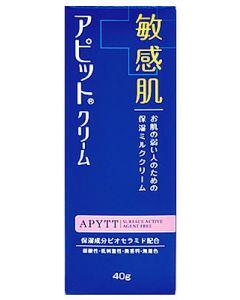全薬工業 アピットクリーム (40g) 敏感肌用保湿クリーム 【医薬部外品】