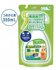 ニワキュー 丹羽久 重曹アルカリ電解水クリーナー キッチン用 【つめかえ用】 (350ml)