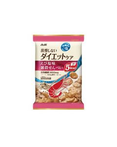 アサヒ リセットボディ 我慢しないダイエットケア えび塩味 雑穀せんべい (22g×4袋) ※軽減税率対象商品