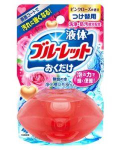 小林製薬 液体ブルーレットおくだけ ピンクローズの香り つけかえ用 (70mL) 付け替え用 水洗トイレ用 芳香洗浄剤