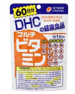 DHCの健康食品 マルチビタミン 60日分 (60粒) ※軽減税率対象商品