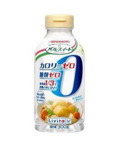 味の素 大正製薬 リビタ パルスイート カロリーゼロ 低カロリー甘味料 液体 (300g) ※軽減税率対象商品