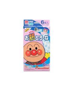 【◇】 池田模範堂 ムヒ お熱とろーね 冷却シート (6枚入)