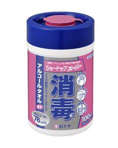 白十字 ショードック スーパー ボトル (100枚入) 【医薬部外品】