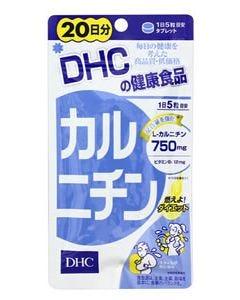 DHCの健康食品 カルニチン 20日分 (100粒) ※軽減税率対象商品