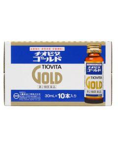 【第2類医薬品】大鵬薬品工業 チオビタゴールド (30mL×10本)