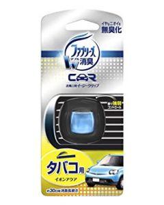 【特売セール】 P&G ファブリーズ イージークリップ タバコ用 車用芳香・消臭剤 【P&G】