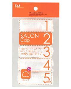 貝印 SALON MODE 毛染めキャップ (5回分) HC-0626