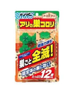 アース製薬 アースガーデン ハイパー アリの巣コロリ (1.0g×12個)