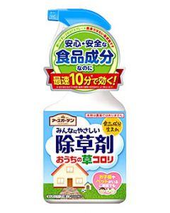 アース製薬 アースガーデン みんなにやさしい除草剤 おうちの草コロリ (1000mL)