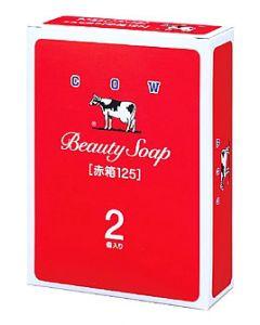 牛乳石鹸 カウブランド 赤箱 125 (2個入り)