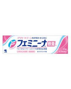 【第2類医薬品】小林製薬 フェミニーナ軟膏S (30g)