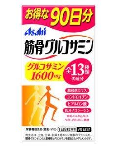 アサヒ 筋骨グルコサミン 90日分 (720粒) コラーゲン コンドロイチン ※軽減税率対象商品